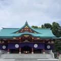 Photos: 山王日枝神社(千代田区永田町)拝殿