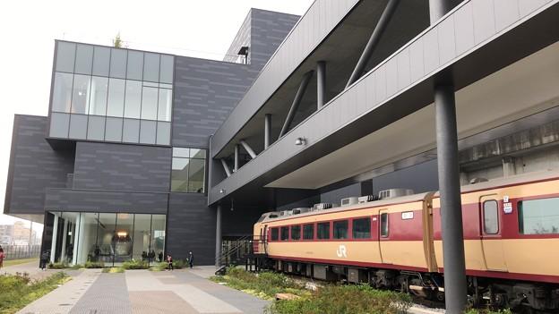 鉄道博物館(大宮区)南館