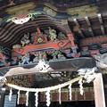 Photos: 秩父神社(秩父市)拝殿
