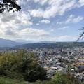 Photos: 羊山公園 見晴らしの丘(秩父市)より南西