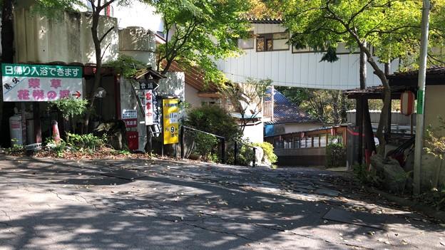 丸山鉱泉旅館 花悦の湯(横瀬町)