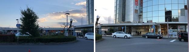 飯能駅北口(埼玉県飯能市)