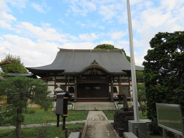 米倉寺(神奈川県足柄上郡中井町)本堂