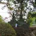 Photos: 城前寺(小田原市)曽我太郎祐信・満江御前墓