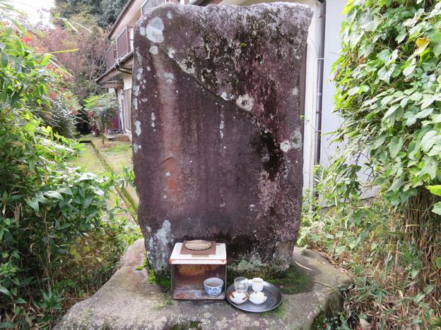 紹太寺(小田原市)墓碑
