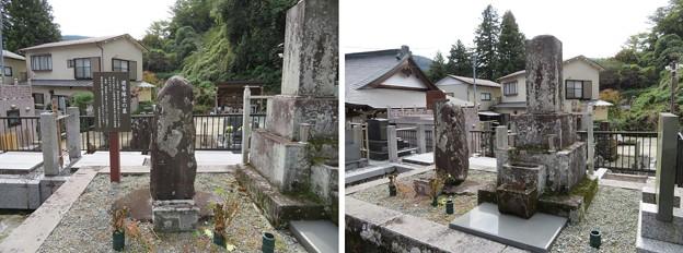 紹太寺(小田原市)遊撃隊士(旧幕府軍)墓