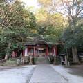葛見神社(伊東市)拝殿