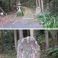 Photos: 河津三郎祐泰血塚(伊東市)旧下田街道