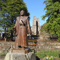 韮山反射炉(伊豆の国市)江川英龍像(江川坦庵公像)