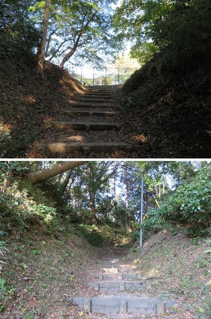 韮山城(伊豆の国市)虎口