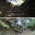 Photos: 韮山城(伊豆の国市)虎口