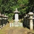 写真: 本立寺(伊豆の国市)江川英龍墓