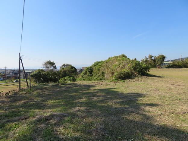 興国寺城(沼津市)桝形