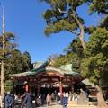 Photos: 久伊豆神社(越谷市)社殿