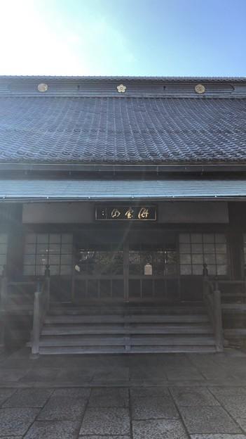 天龍院(台東区谷中)本堂