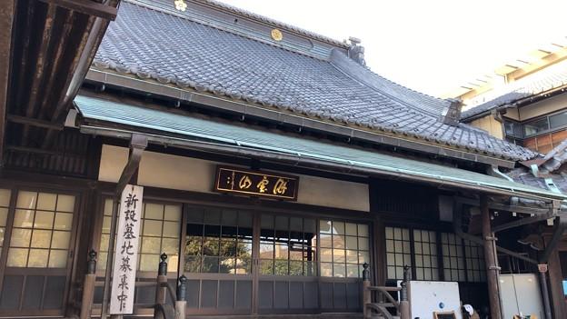 Photos: 天龍院(台東区谷中)本堂