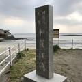 相模湾 和賀江嶋(鎌倉市)