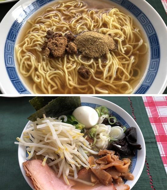 tabeteだし麺シリーズ「長崎県産炭焼きあごだし 醤油ラーメン」
