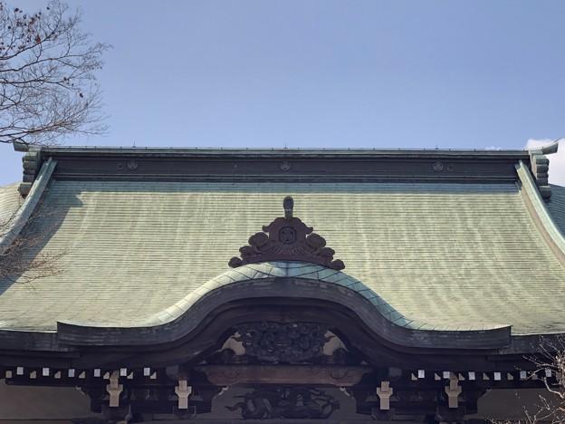 松門寺(八王子市)本堂