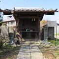 Photos: 御廟堂 帯刀先生源義賢公(嵐山町)