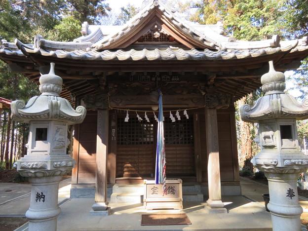 大蔵館/大蔵神社(嵐山町)
