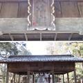 鎌形八幡神社(嵐山町)神門?