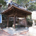 Photos: 鎌形八幡神社(嵐山町)水盤舎