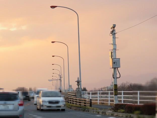 Photos: 神流川古戦場(上里町)本庄宿神流川渡場 見透灯籠