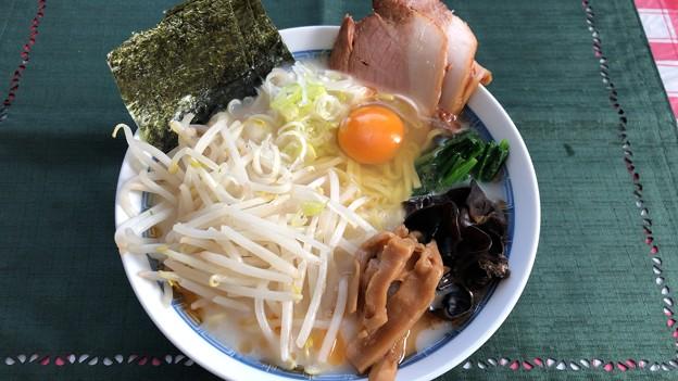 Photos: tabeteだし麺シリーズ「海老豚骨Wだしラーメン」