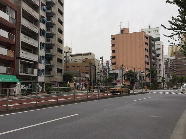 Photos: 音無川暗渠(荒川区東日暮里)水鶏橋跡