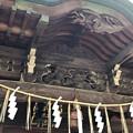 Photos: 小野照崎神社(下谷)拝殿