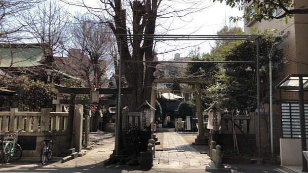 小野照崎神社(下谷)