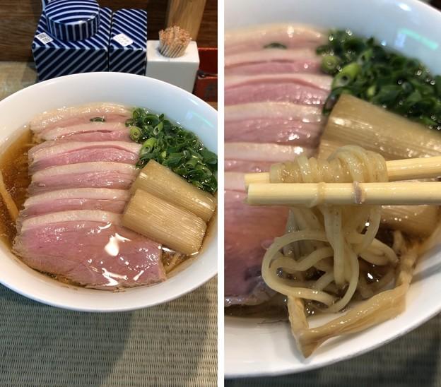 らーめん鴨to葱(台東区上野)
