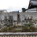 興聖寺(上京区)古田織部墓