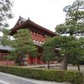 Photos: 大徳寺(京都市北区)金毛閣(三門)