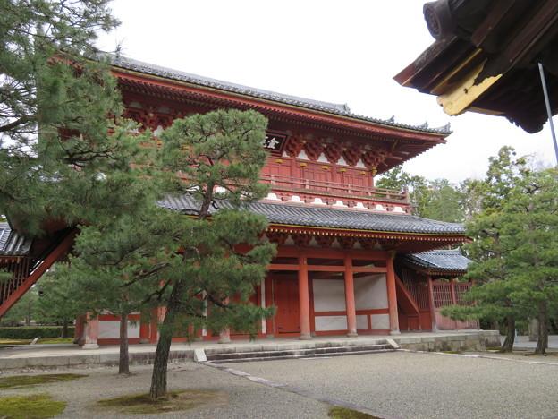 大徳寺(京都市北区)金毛閣(三門)