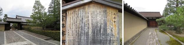 大徳寺(京都市北区)本坊