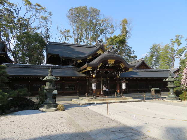 今宮神社(京都市北区)本社