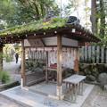 今宮神社(京都市北区)阿呆賢さん(神占石)