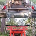 今宮神社(京都市北区)地主稲荷社