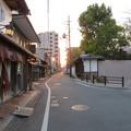 応仁の乱激戦地(上京区)西向き