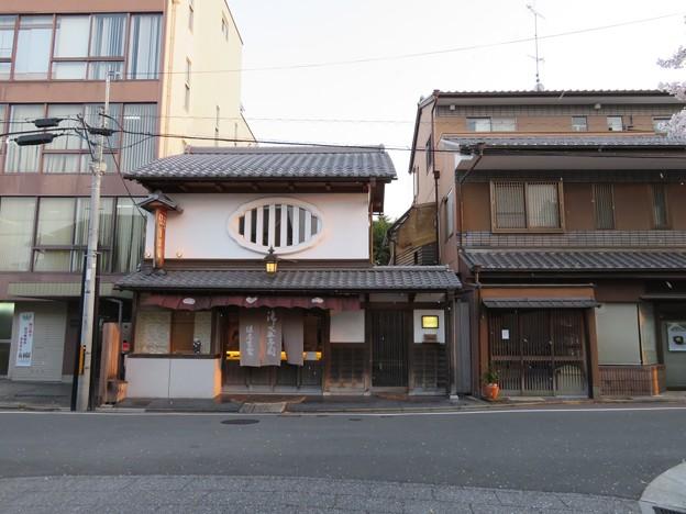 Photos: 応仁の乱激戦地(上京区)