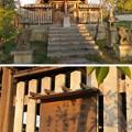 Photos: 淀城(伏見区淀本町)稲葉神社