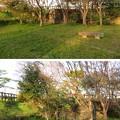 Photos: 淀城(伏見区淀本町)本丸南西隅櫓石垣