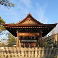 Photos: 淀城(伏見区淀本町)與杼神社拝殿