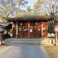 Photos: 淀城(伏見区淀本町)與杼神社本殿