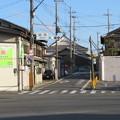 Photos: 納所交差点/宇治川旧流路(伏見区)