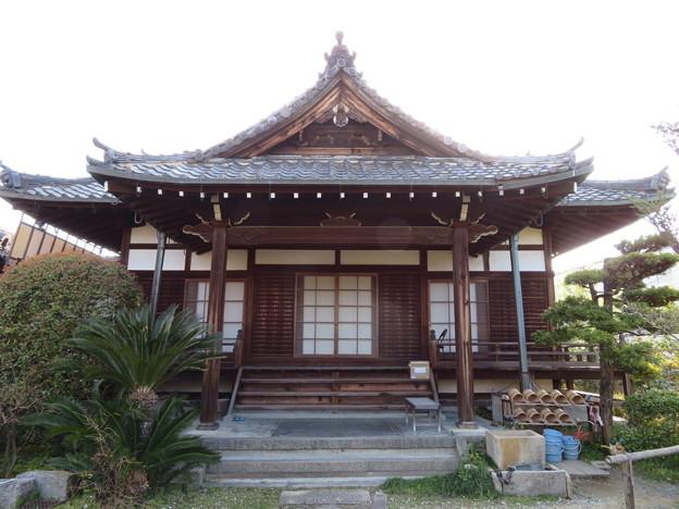淀古城/妙教寺(伏見区)本堂