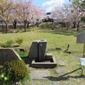 Photos: 19.04.09.勝竜寺城本丸(長岡京市)ガラシャおもかげの水