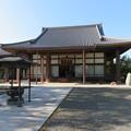 Photos: 崇禅寺(大阪市東淀川区)本堂